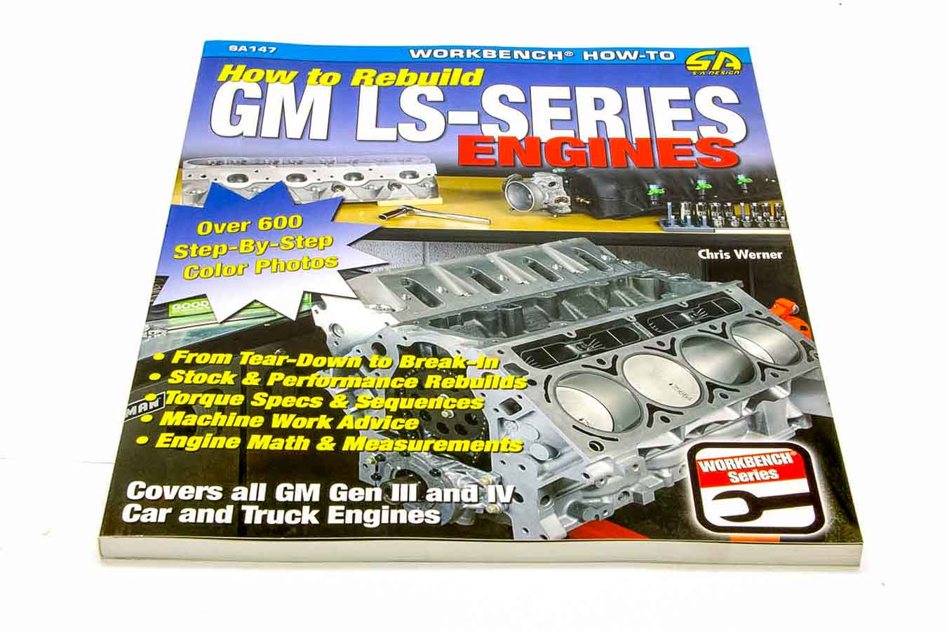 rebuilding gm ls engines